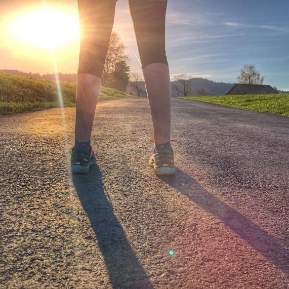 Joggen im Sommer: Diese Tipps machen es angenehmer