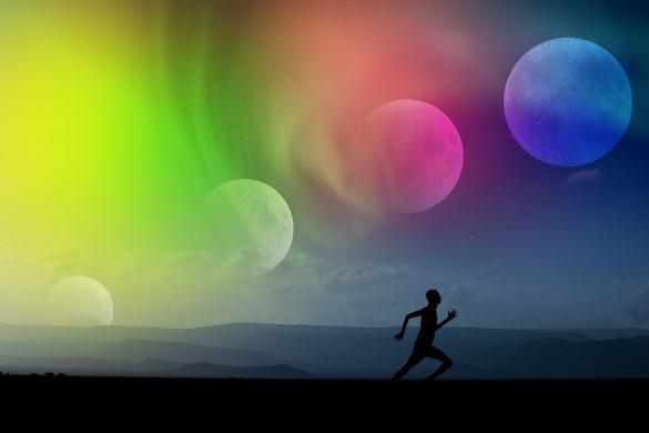 Warum joggst du nicht mal ohne Fitnesstracker oder Smartwatch?