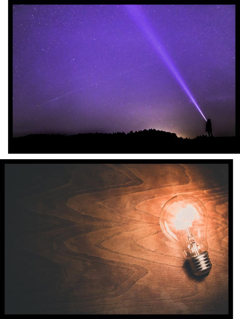 Licht an beim laufen